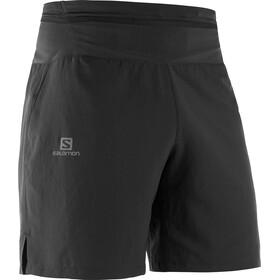 Salomon XA Training Shorts Heren, black